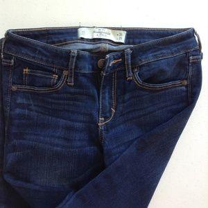Abercrombie & Fitch Jeans - Abercrombie women's denim jeans